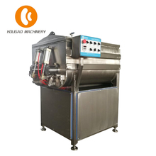 Electric vacuum high speed meat food mixer machine