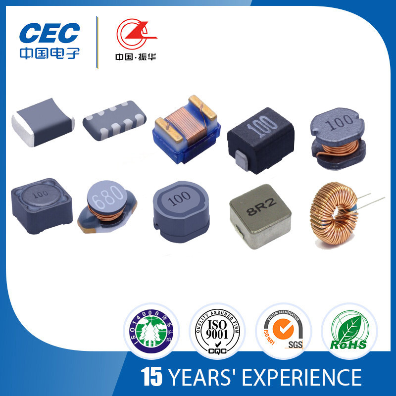 smd shielded 1 mh 10a inductor