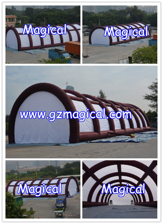 Inflatable tennis court / inflatable sport court