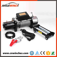 13000lbs mechanical electric winch,light duty portable mini 12v electric winch