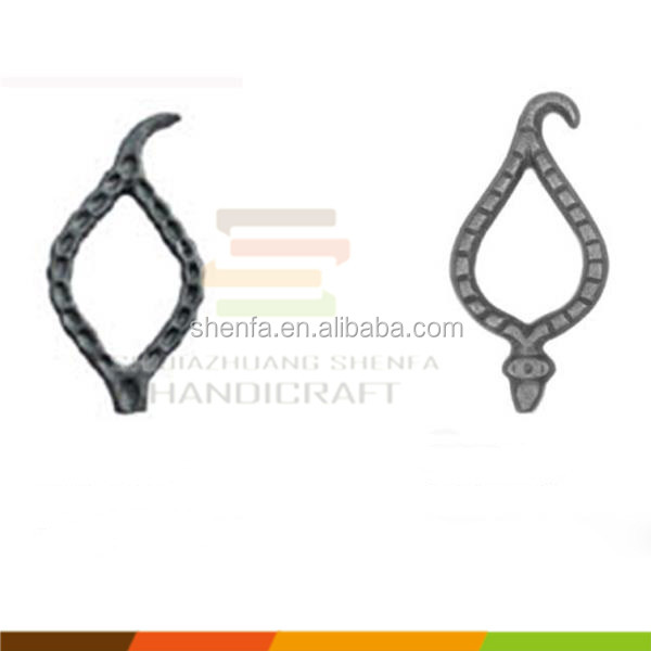 cast steel ornaments stainless steel casting decoration