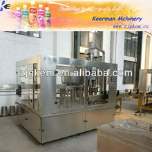 Automatic Fruit Juice Beverage filling machine/equipment/machine manufacture