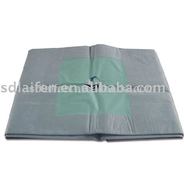 Hydrophilic pp spunbond non woven fabric for drape