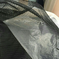 100%Polyester/Nylon Wholesale Cheap and Practical Square Net Fabric
