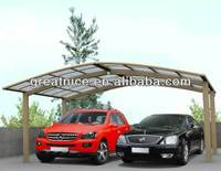 outdoor aluminum gazebo canopy garage carports