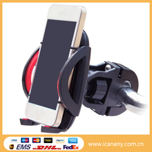 2016 Factory price multi silicone band phone holder motorcycle phone holder high quality bicycle phone holder