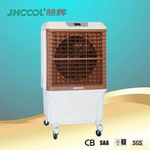 Popular Outdoor Cooling Units Evaporative Air Conditioning Fan Portable Water Cooling Fan Floor Sanding Air Cooling Fan