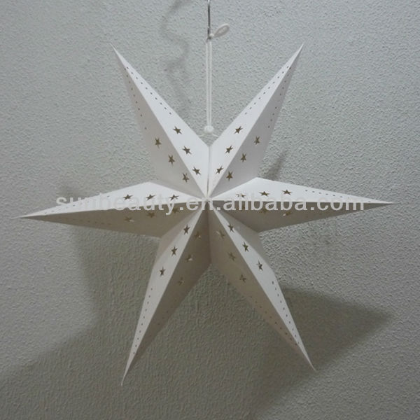 2015 popular item lucky star paper for decoration