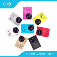 New full HD waterproof action camera HD output action sports camera camcorder