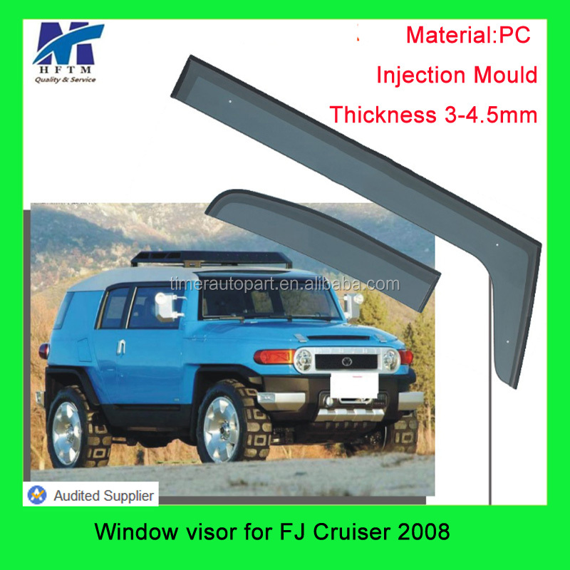 Injection mold quality guaranteed japan car accessories for FJ Cruiser 2008