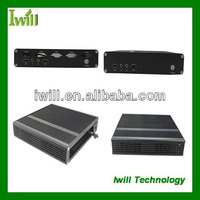 Iwill X4 dust proof computer case for industrial computer