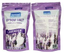 lavender bath salt/epsom bath salt/13 OZ (369 g) therapeutic bath salt