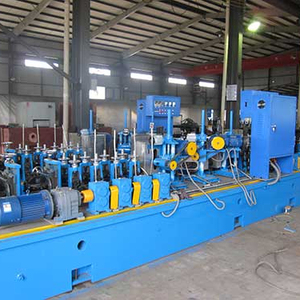Huaxia Lisen Manufacturer Stainless Steel Pipe Making Machine / SS tube mill /SS Stainless steel Pipe Production Line