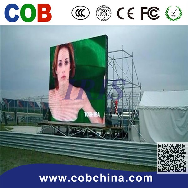 movie star 2016 hot products p10 free china xxx video/xxxx movies p10 outdoor led display in alibaba from China