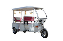 2017 E RickShaw Passenger Tricycle taxi motorcycle Three Wheel