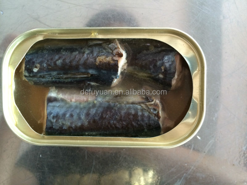 CANNED JACK MACKEREL IN NATURAL JUICE WITH SALT ADDED