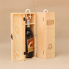 Single wooden wine packaging wine packaging
