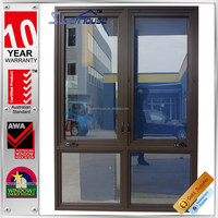aluminium casement windows sound proof and weather proof wholesale aluminium door and window