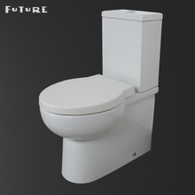 New Oem P Pack Wc Pan Toilet Modern Design Washdown Ceramic Two Piece Toilet Manufacturer