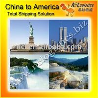 shanghai logistics to USA