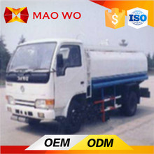 Guangzhou Maowo 4*2 used oil tankers truck for sale