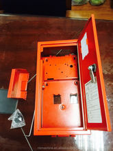 only one in alibaba Red Grp Fire Hose Box Fire Hose Cabinet
