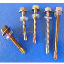 head phillips self tapping screws with thread cutting
