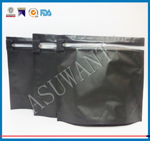 FDA Regular size different side bags child proof in china customize Child resistant stand up ziplock bag