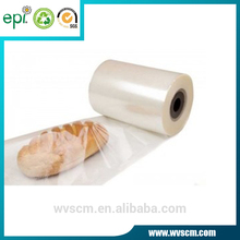 Bread Packaging Bags Bakery Micro Perforated Film Plastic Bags