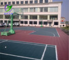 High Quality Outdoor used Basketball Flooring