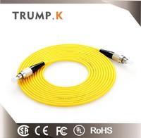 FC-FC/UPC Duplex Optical Fiber Patch Cord Optical Fibre Cable From China