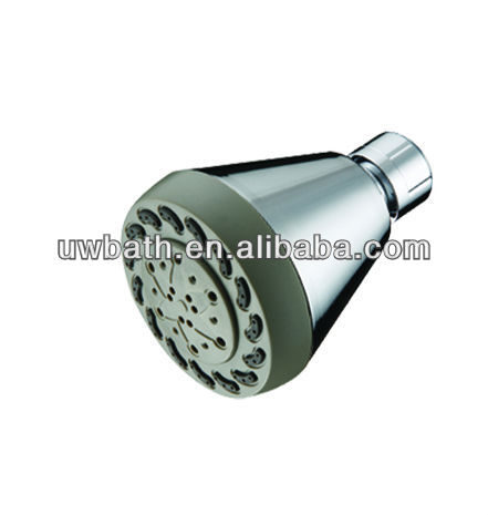 5 Functions plastic mist shower heads