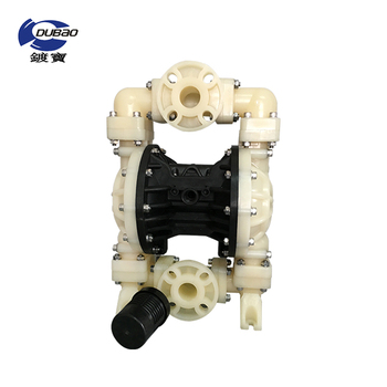 Self-priming Pneumatic diaphragm sewage /oil/concrete  pump with cheap price