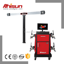 3D wheel alignment machine price cheaper than hunter alignment