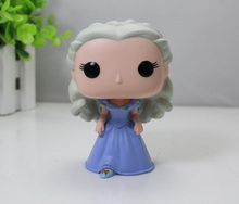 NO. 138 POP Cenerentola Funko pop action figures giocattoli IN PVC doll