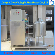 Easy to operate mechanism of ice cold honey pasteurization machine/milk pasteurizer machine price