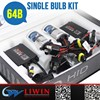 LW highest quality newest hid xenon kit 12v35w ac hit kit for LIWIN car