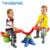 Funny Games Playground Equipment Kids Seesaw Chair
