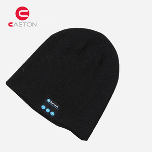 Wholesale hat bluetooth beanie headphone,winter hat with bluetooth headphone
