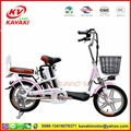 KAVAKI two wheel bicycle/protect environment city electric bike with lithium battery of non-pollution