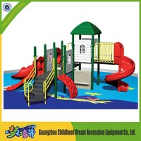 High quality cheap outdoor playground equipment amusement