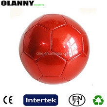 outdoor sport brand logo heat transfer printing best seller hand sewing TPU soccer ball