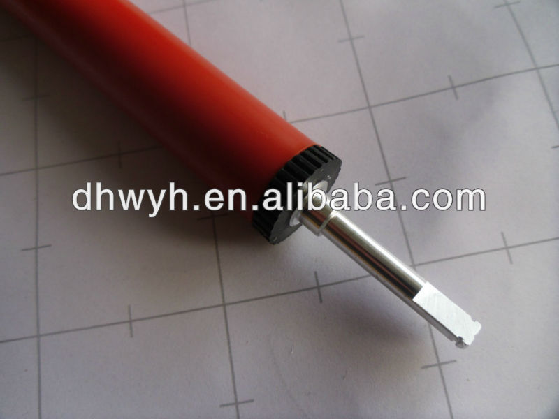 Printer Lower Sleeved Pressure Roller Red for HP2300