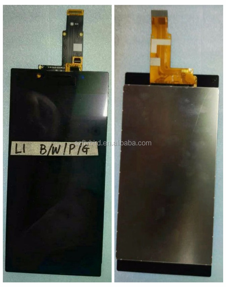 Display For Sony Xperia <strong>L1</strong> LCD Touch Screen Digitizer Replacement Parts Assembly For Sony G3311 G3312 G3313 LCD