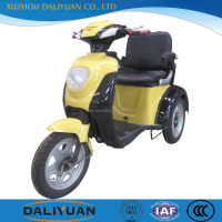 Daliyuan NEW electric 3 wheel scooter parts 3 wheel vehicle