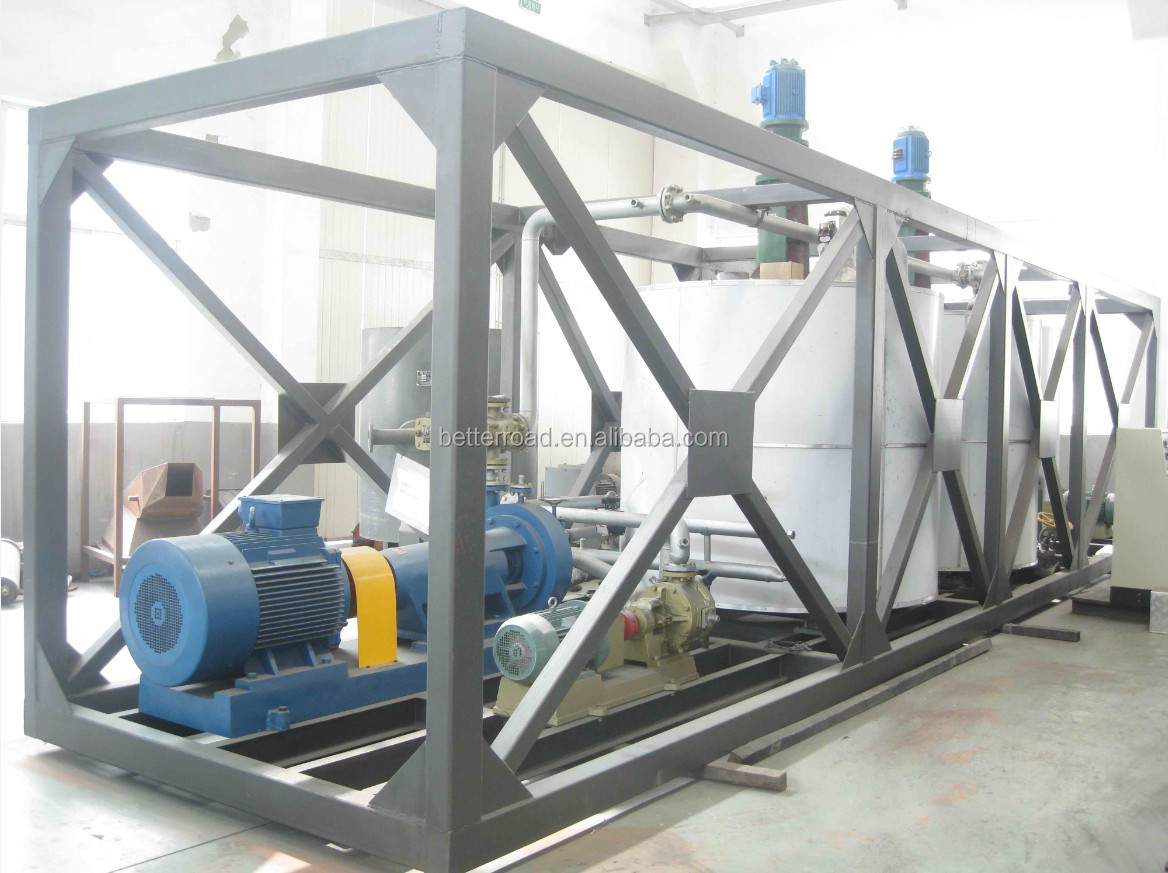 CNCAC 15t/h Polymer Modified Bitumen Plant for road construction