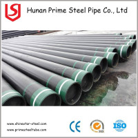 BTC Threaded Seamless Oil Casing Pipe TAPI Tubing/Casing/Drilling pipe thread protector in steel/plastic