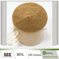 construction chemical Calcium lignosulfonate msds