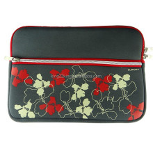 Felt laptop Sleeve Neoprene mini laptop case with handle with zipper