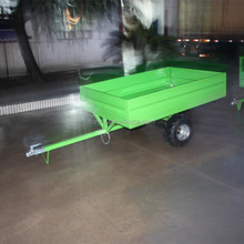 Galvanized Strong Box Variety of utility cargo trailers with TS and CCC certificate